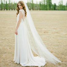 Long Bridal Veils with Comb 1.8 Meter 1 Layers Elegant Soft Tulle White Ivory Wedding Accessories Veil