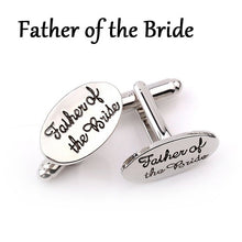 Men's Fashion Cufflinks Groom/Best Man/Groomsman13 Styles (1 pair)