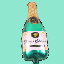 "Wedding Foil Balloons ""Cheers"" ""Champagne"" Balloons Bachelorette Party Wedding Decoration Ideas  Wedding Events"