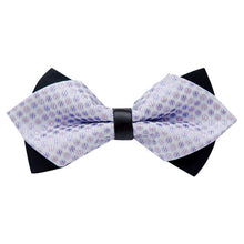 JECKSION Fashion Wedding Party Feast Fancy Adjustable Bowtie Necktie Bow Tie #LSIW