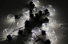 20 LED Globe Party Ball string Connectable fairy light wedding garden garland Christmas Lights