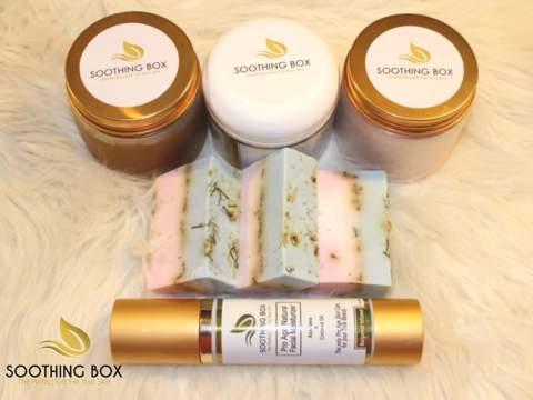 Why Soothing Box is my Favorite Skin Care Gift Box!