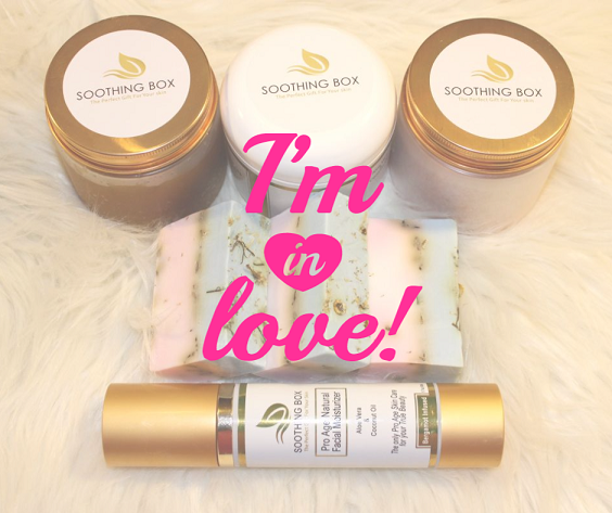 This Valentine's day, Fall in Love with New Gift Set for your Relaxation with Soothing Box