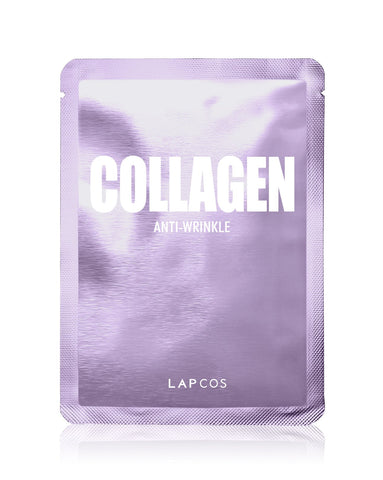 Lapcos Collagen Face Mask