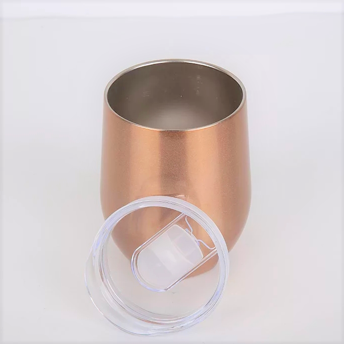 Gold Stainless Steel Cup