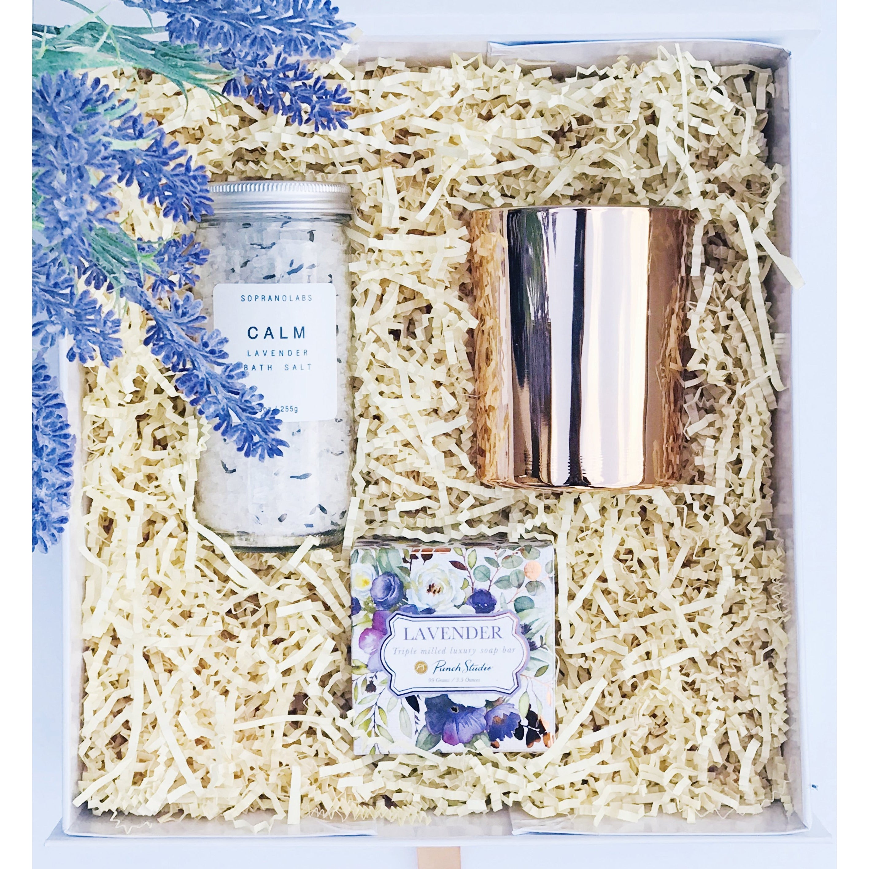 Lavender Box by Soothing Box