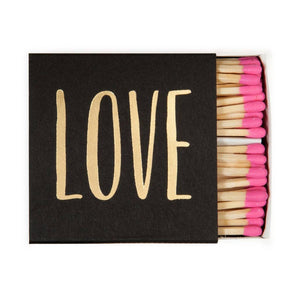 Soothing Box - Love Square Matchbox