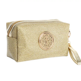 Soothing Box Gold Makeup Bag