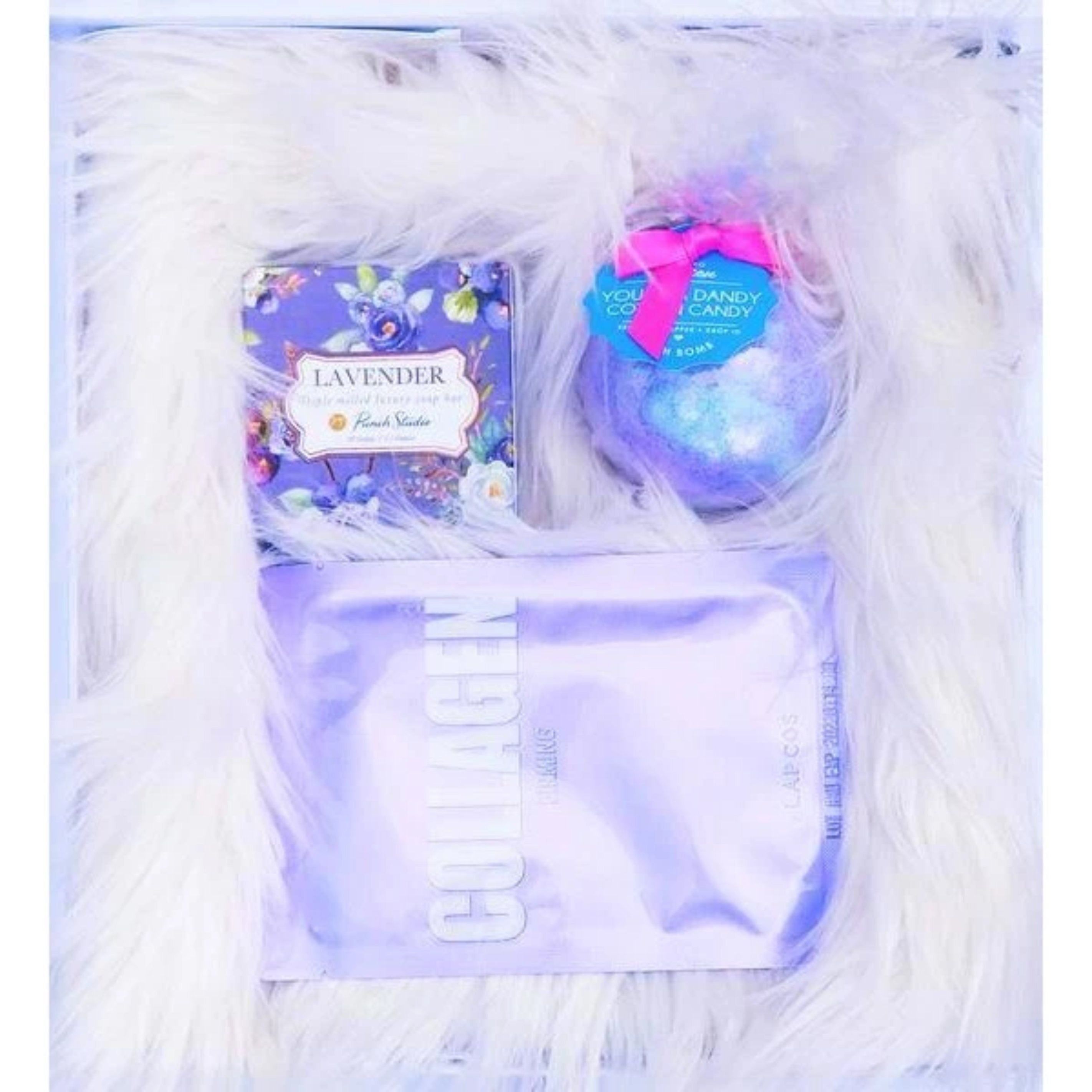 Purple love box online
