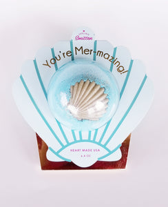 You're Mer-Mazing! Bath Bomb