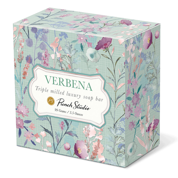 Luxury Wild Flowers Soap (Verbena) 3.5oz