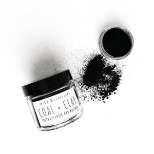 Tooth Cleanser and Whitening Powder by Wild Botanicals 5g