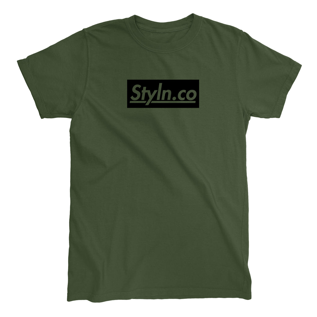 STYLN® MILITARY GREEN T-Shirt
