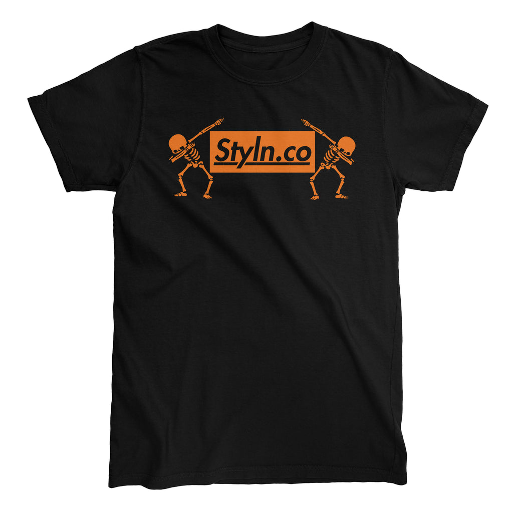 STYLN® DABBING SKELETON-Shirt