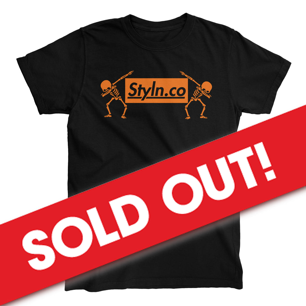 STYLN® DABBING SKELETON T-Shirt