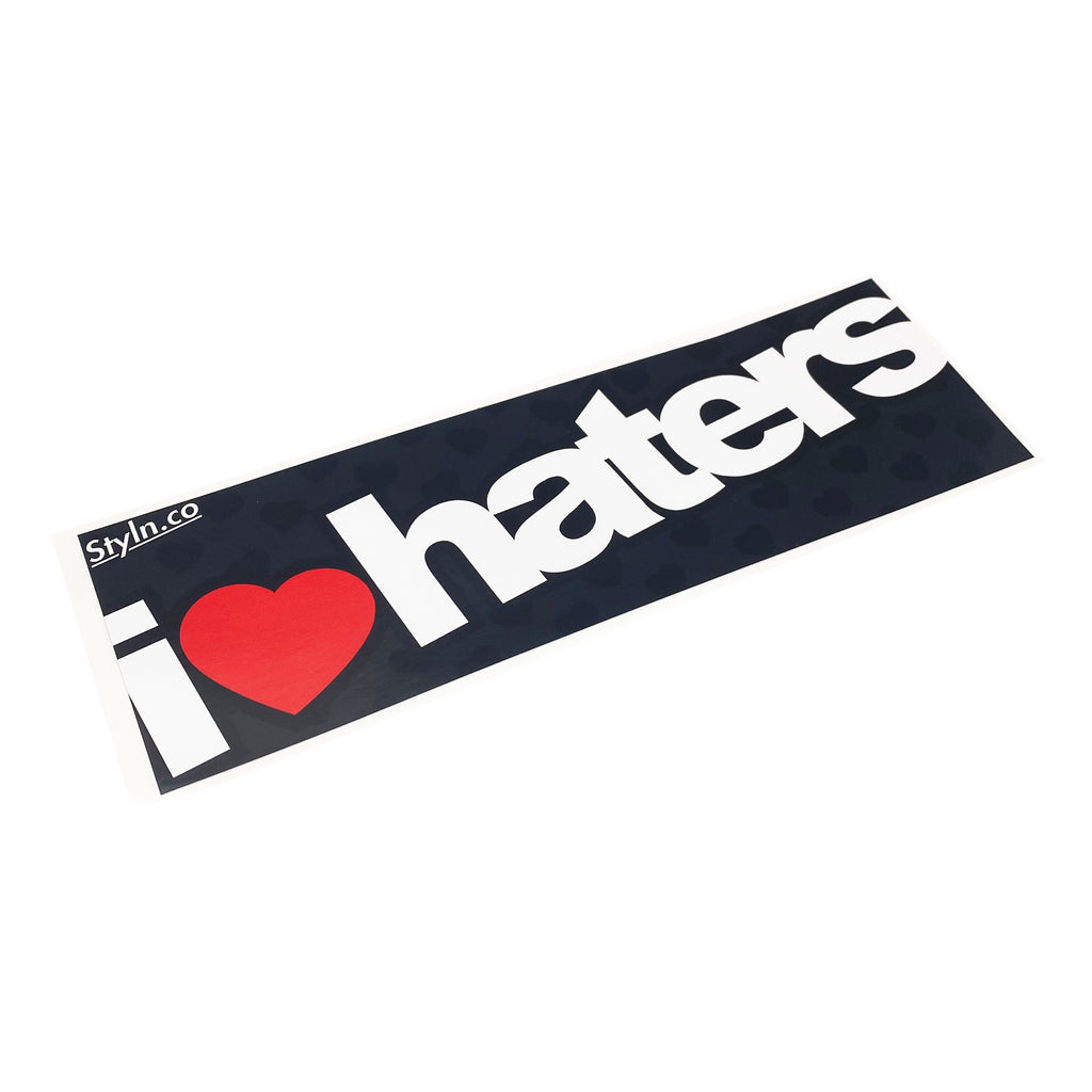 SLAP I LOVE HATERS