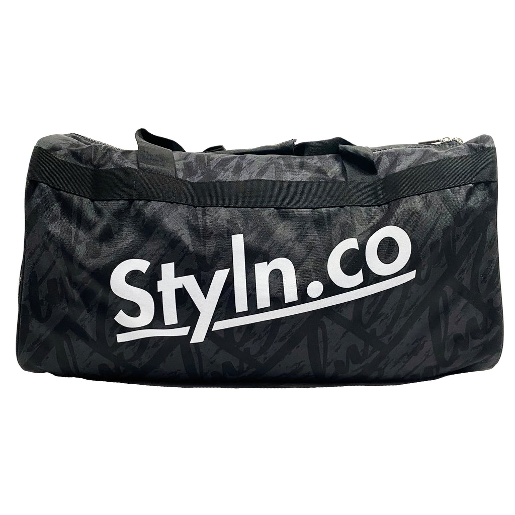 STYLN® Duffle Bag Black