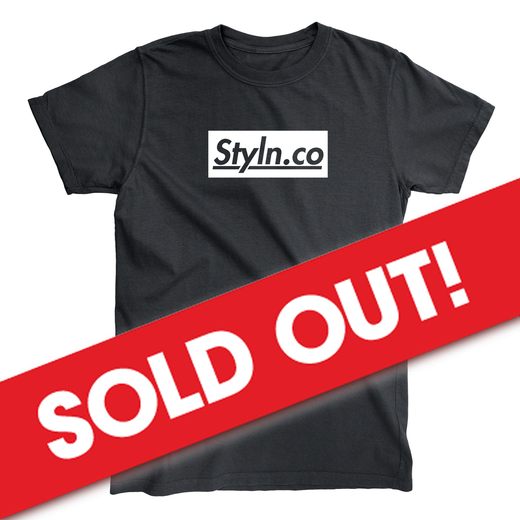 STYLN® HEATHER CHARCOAL T-Shirt