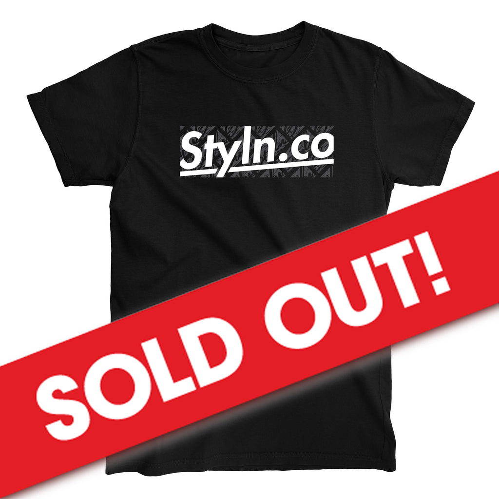STYLN® BLACK 2K.CO SHIRT