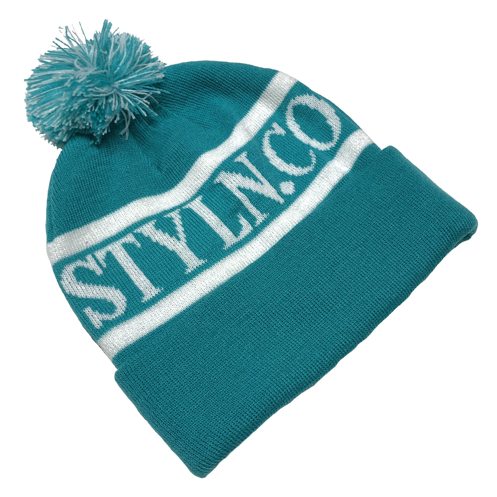 STYLN® Hat Beanie Teal