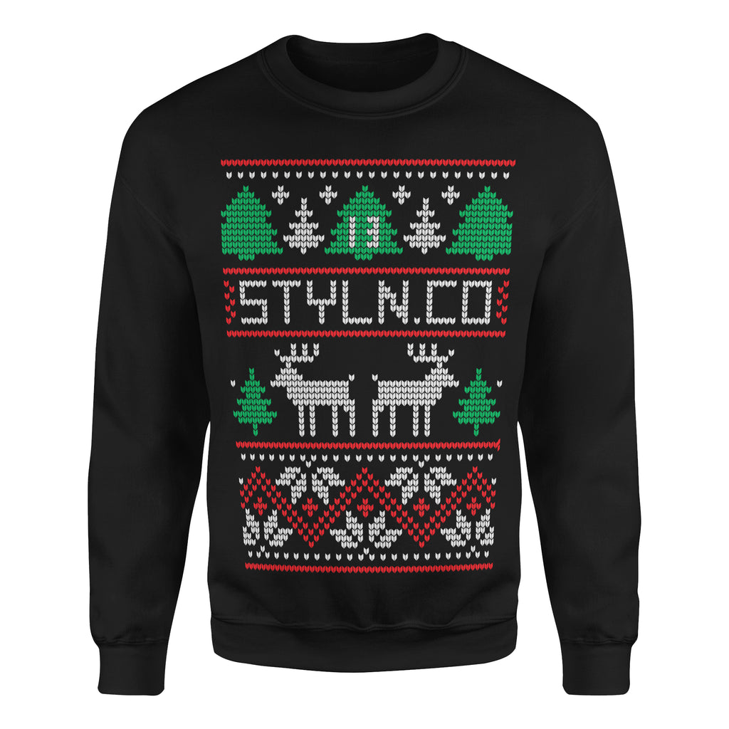 STYLN® CHRISTMAS UGLY CREWNECK SWEATER