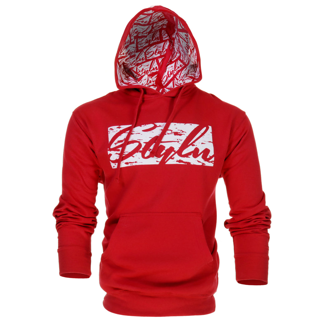 STYLN® Hoodie Red