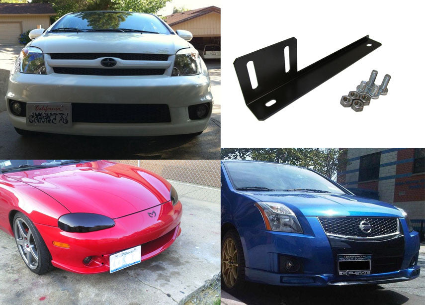 License Plate Relocator Kit