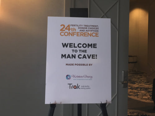 "LIVE from the ""Man Cave"" at the 2017 Resolve New England Conference"