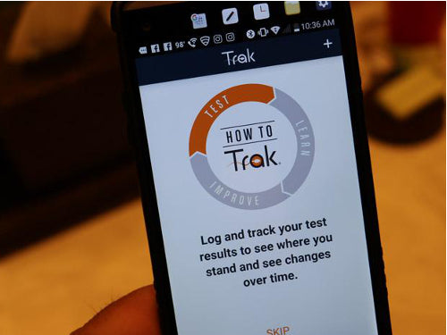 Trak At Home Male Fertility Testing System Does More Than Just Test Sperm Count