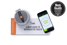 Trak engine, Men's Health Reproductive Guide, and Mobile App.