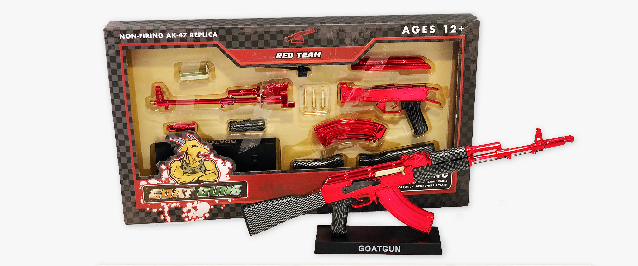 REDTEAM goatgun with box