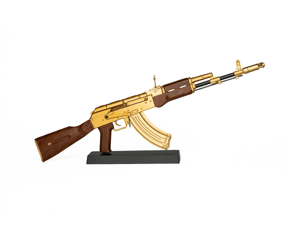 Mini AK47 - Gold