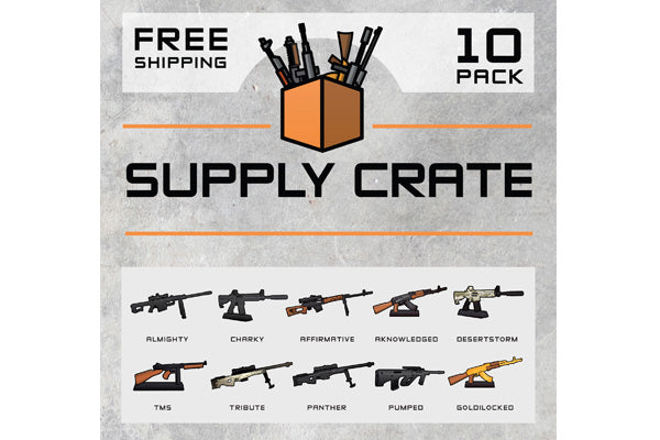 Supply Crate - 10 Pack
