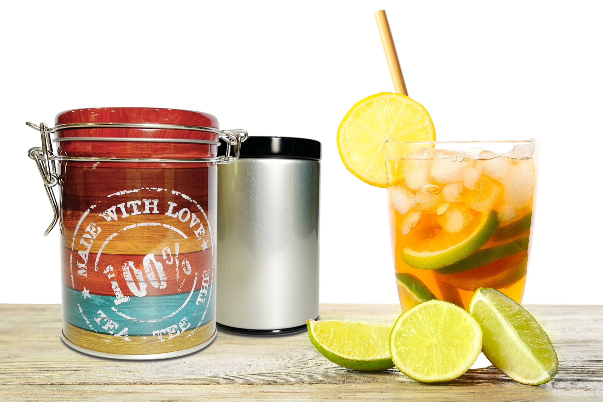 Uptown Tea Shop - Premium Loose Leaf Teas and Accessories - Airtight Canisters
