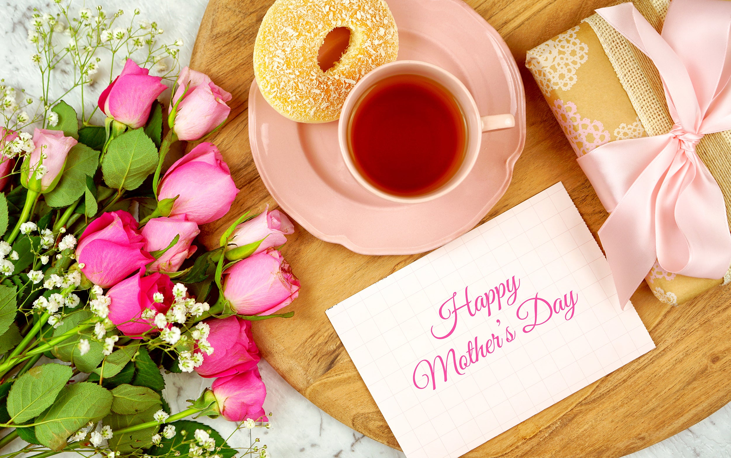 Uptown Tea Shop - Premium Loose Leaf Teas and Accessories - Mother's Day Tea Collection