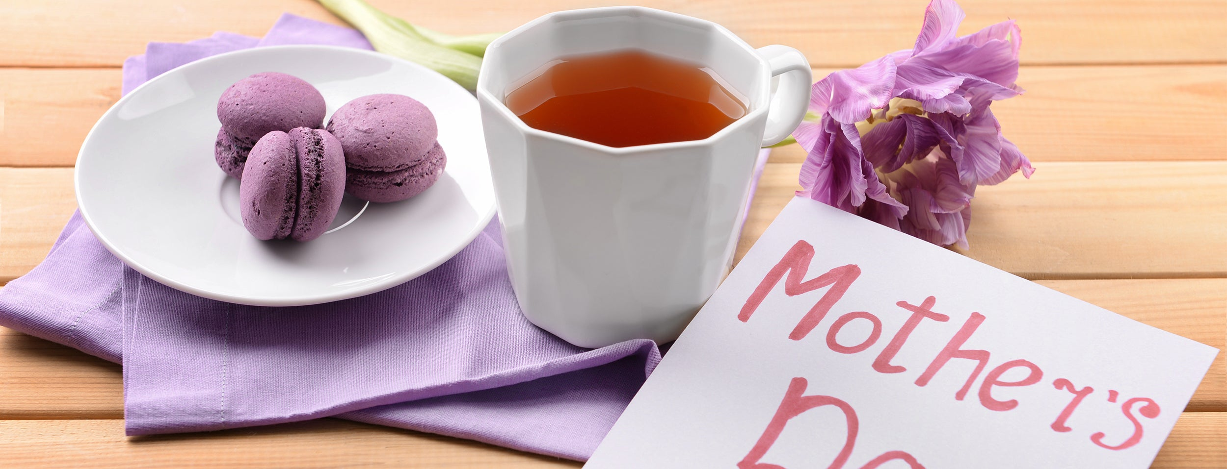 Uptown Tea Shop - Premium Loose Leaf Teas and Accessories - Mother's Day