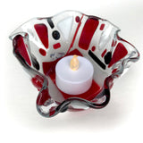 Fused Glass & Tea Night - Tea Light Holders - Wednesday, November 18th (Day Class)