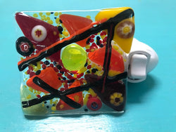 Fused Glass & Tea Night - 4 Nightlights - Thursday, August 8th