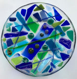 Fused Glass & Tea Night - Round Bowl or Trivet - Wednesday, June 3rd