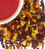Uptown Tea Shop: Organic Hibiscus Sangria Herbal