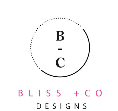 - Bliss & Co Designs
