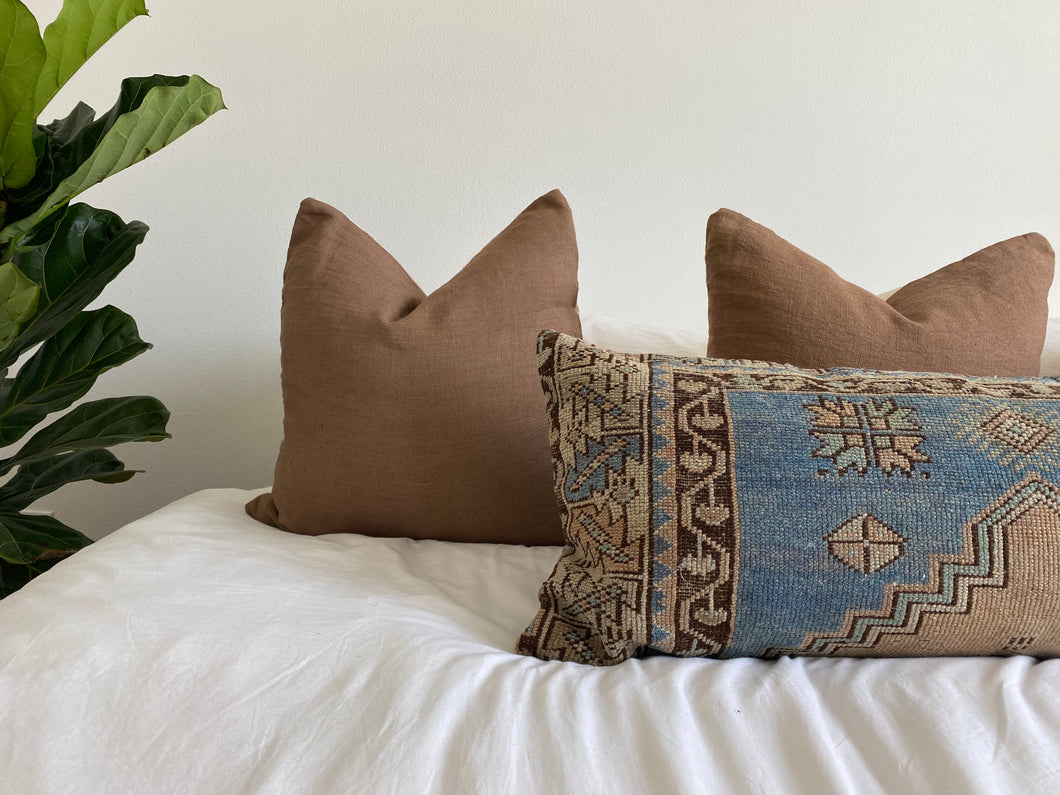 Silk Sabra Pillow Cover