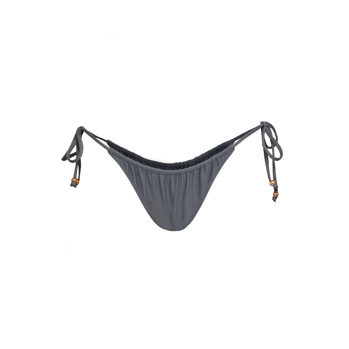 ISABELLA STRING BOTTOMS SLATE GRAY