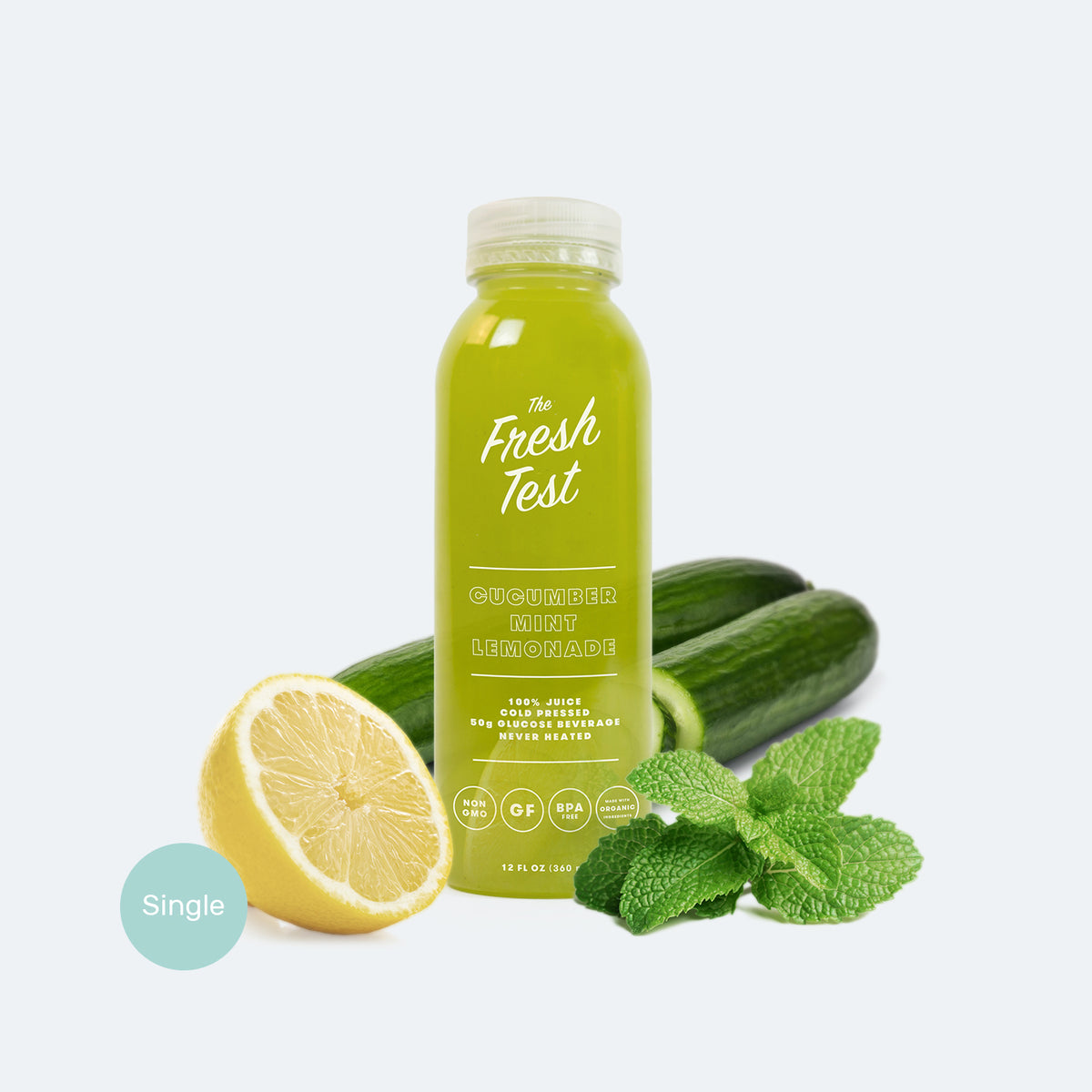 The Fresh Test 50g Beverage (Single)