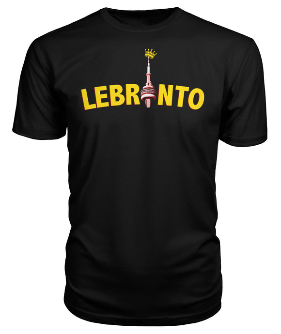 Welcome to LeBronto