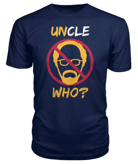 Uncle Who?