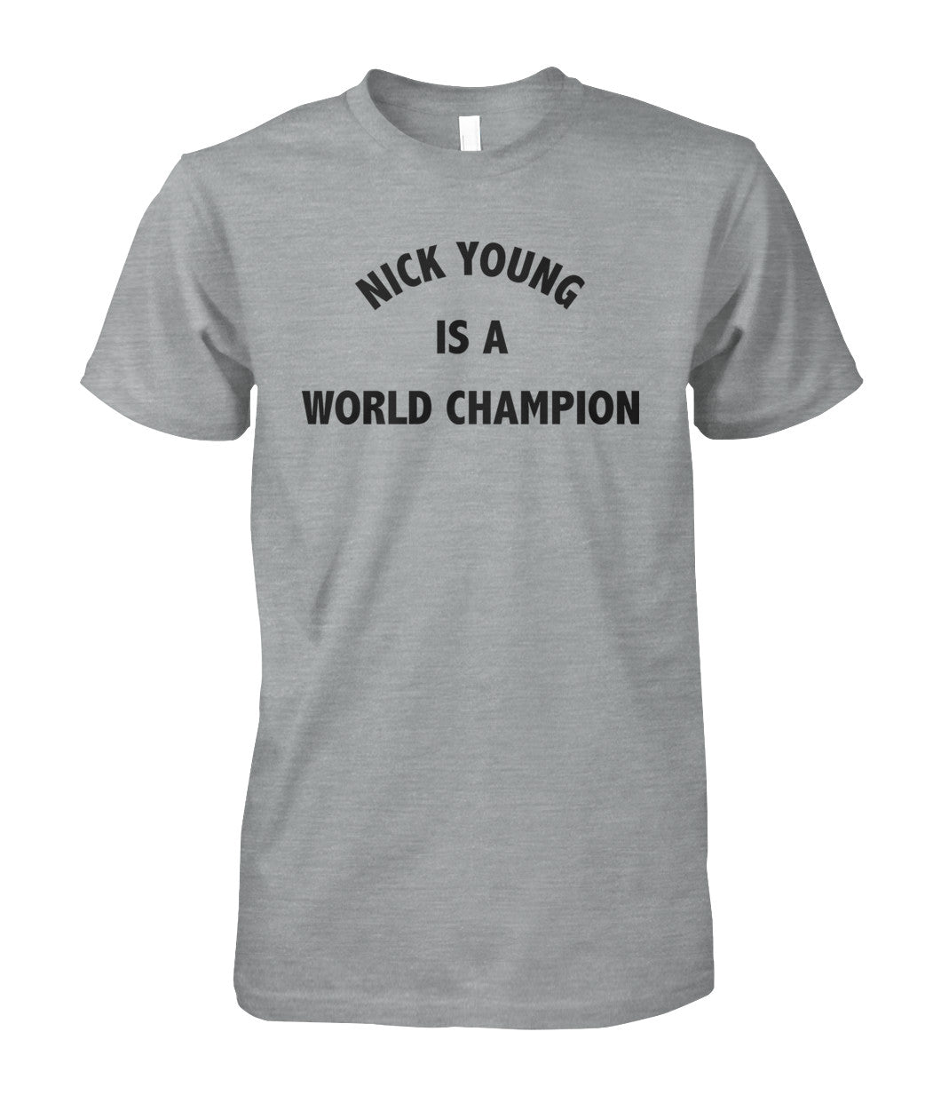 NICK YOUNG IS A WORLD CHAMPION