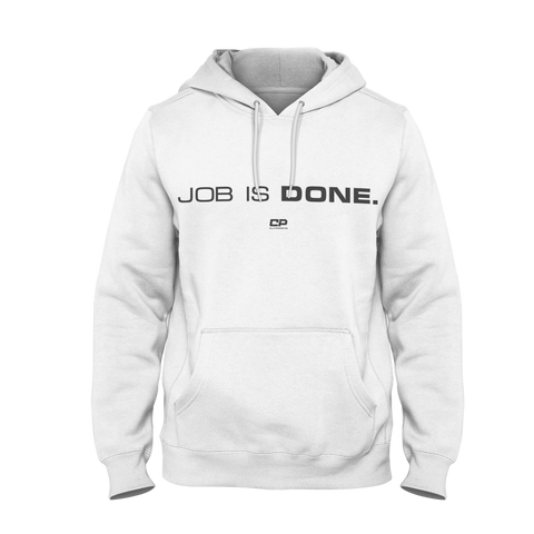 "Job Is Done ""Classic"" - Championship Hoodie"
