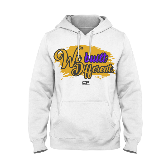 We Built Different - Championship Hoodie