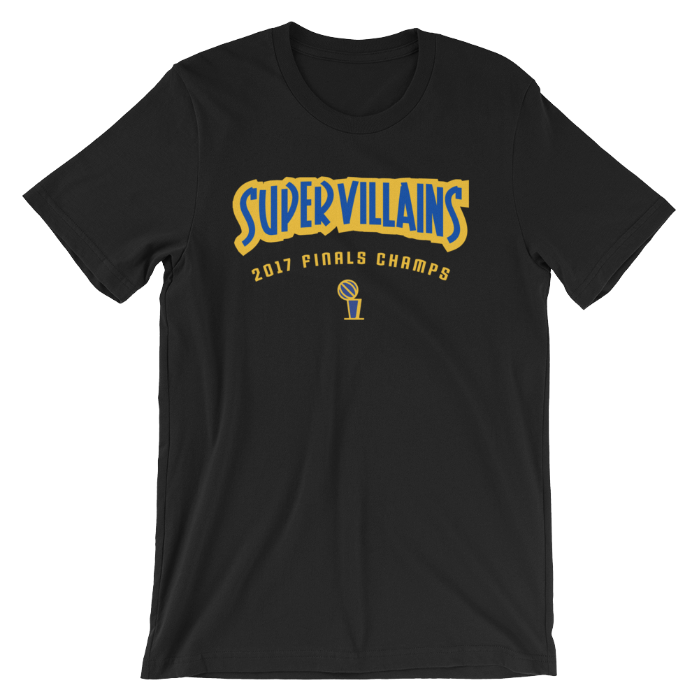 Super Villains - Finals Champs